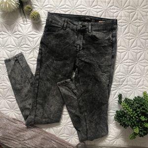 ZARA Trafaluc Skinny Jeans - Unique Paisley Print